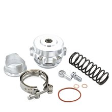 Sopro ajustável universal do turbocompressor da válvula de sopro de 50mm com flange