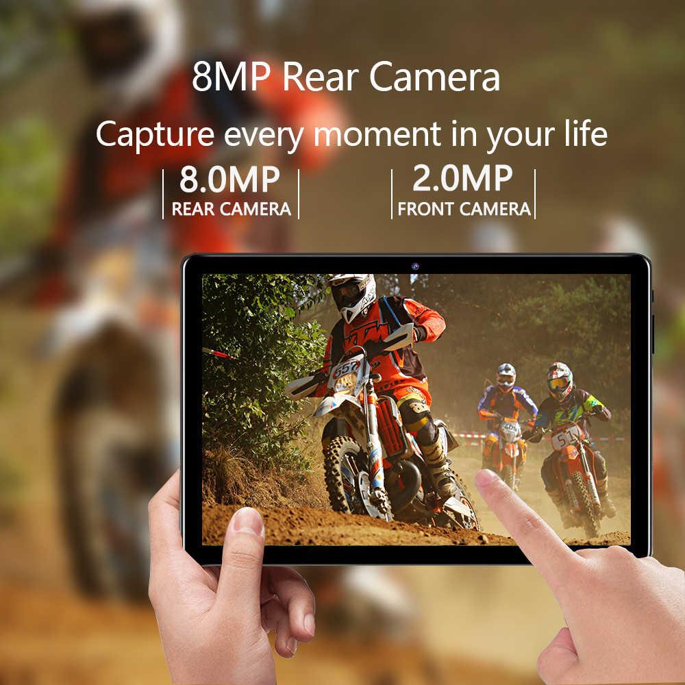 Verkoop 2020 Nieuwe Google Play Snelle Verzending Dual Sim 10 Inch Tablet Pc 4G Lte Octa Core 64Gb rom 1920 × 1200HD 2.4G Hz 5G Wifi Tablet