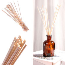Rattan Reed Sticks Fragrance Reed Diffuser Aroma Oil Diffuser Rattan Sticks for Home Bathrooms Fragrance Diffuser 30Pcs