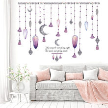 Beaded Entrance Dining Room Living Room Study Bedroom Door and Window Wardrobe and Other Decorative Wall Sticker(China)