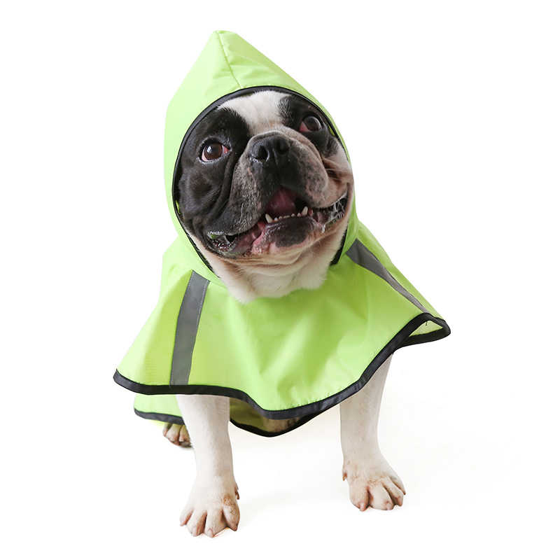 PanDaDa Pet Dog Raincoat Camouflage Waterproof Rain Coat Color: Camouflage Pet Outdoor Rain Poncho Hood Rain Cape with Legs Raincoat Jacket for Medium Large XL Pet Dogs