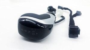 Image 2 - DSG AT светодиодный синхронизация электронный дисплей рукоятка для рычага переключения передач рычаг ручной мяч для гольфа 6 Jetta MK5 MK6 Tiguan Polo