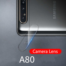 Lens camera screen protector for samsung A80 A80s 9D Full tempered Glass on A7 2018 M10 M20 M30 A50 A60 A10 A20 Film