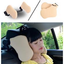 Автомобильное Сиденье Подголовник Автомобильная подушка для отдыха подушка для шеи поддержка решение для детей и взрослых детское автомобильное сиденье Подушка для головы