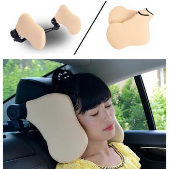 רכב מושב משענת ראש לרכב כרית שאר צוואר כרית תמיכת פתרון עבור ילדים ומבוגרים ילדי אוטומטי מושב ראש כרית