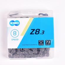 bicycle chain Taiwan KMC Z8.3 X8.93 X8L MTB Mountain road 6/7/8S 8 speed with MissingLink X9 X10 X11 Z99