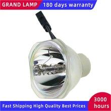 استبدال العارية المصباح الكهربي لإبسون ELPLP96 / V13H010L96 EB W39 EB W42 EB X41 EB W05 الكشافات
