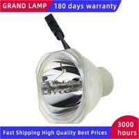 Substituição lâmpada nua para epson para elplp96/v13h010l96 EB-W39 EB-W42 EB-X41 EB-W05 projetores
