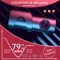4000048079748 - Original DDPai Mini3 cámara de salpicadero DVR HD 1600P versión en inglés 32GB cámara para salpicadero de coche cámara de salpicadero era 24H aparcamiento WiFi DVR grabadora