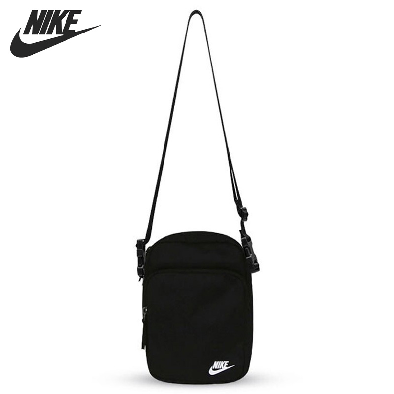 Original New Arrival  NIKE NK HERITAGE SMIT-2.0 MTRL  Unisex  Handbags Sports Bags