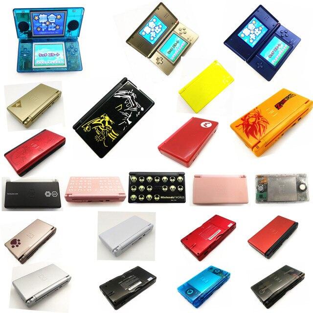 전문적으로 Nintendo DS Lite 게임 콘솔 Nintendo DSL 비디오 게임 시스템 Clear Green Console
