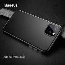 Baseus Phone Case For iPhone 11 Pro 2019 Cover Max PP 0.4mm Ultra Thin Cell Back Cases Coque Capa