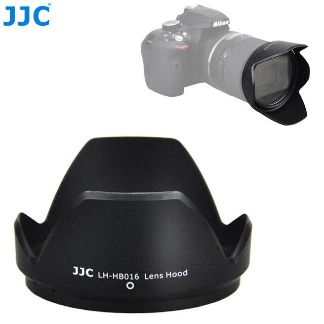 JJC Fiore Reversibile Paraluce Per Obiettivi Fotografici Per Tamron 16 300mm f/3.5 6.3 Di II VC PZD Macro lens Sostituisce Tamron HB016 Lens Hood