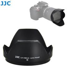 JJC parasol de cámara Reversible flor para Tamron 16 300mm f/3,5 6,3 Di II VC PZD lente Macro sustituye a Tamron HB016 parasol
