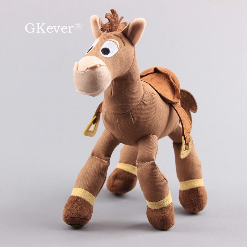 brinquedos de animais de pelúcia cavalo boneca