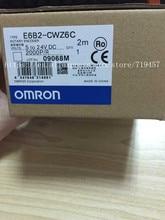 Codificador rotativo, nuevo E6B2 CWZ6C, 100 P/R, 2000, envío gratis