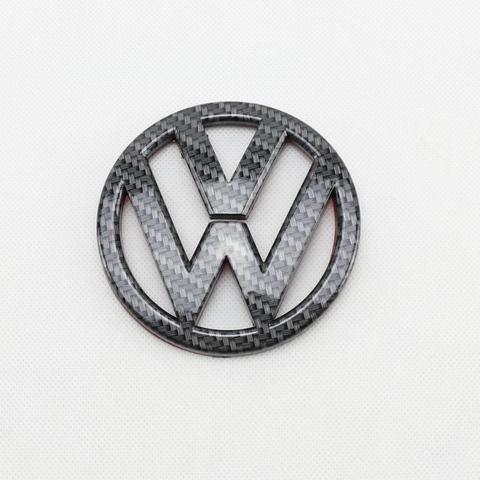 emblema para porta malas de fibra de carbono emblema de fibra de carbono 90mm para