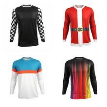 2019 Motocross MTB DH Jersey Motorcycle Dirt Bike MX Downhill / BMX Jerseys Clothing