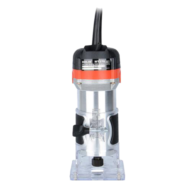 220V 35000Rpm 530W Electric Hand Trimmer Wood Edge 1/4 Inch Wood Router Trimmer Router Tools For Woodworking Drilling Tools/Eu P