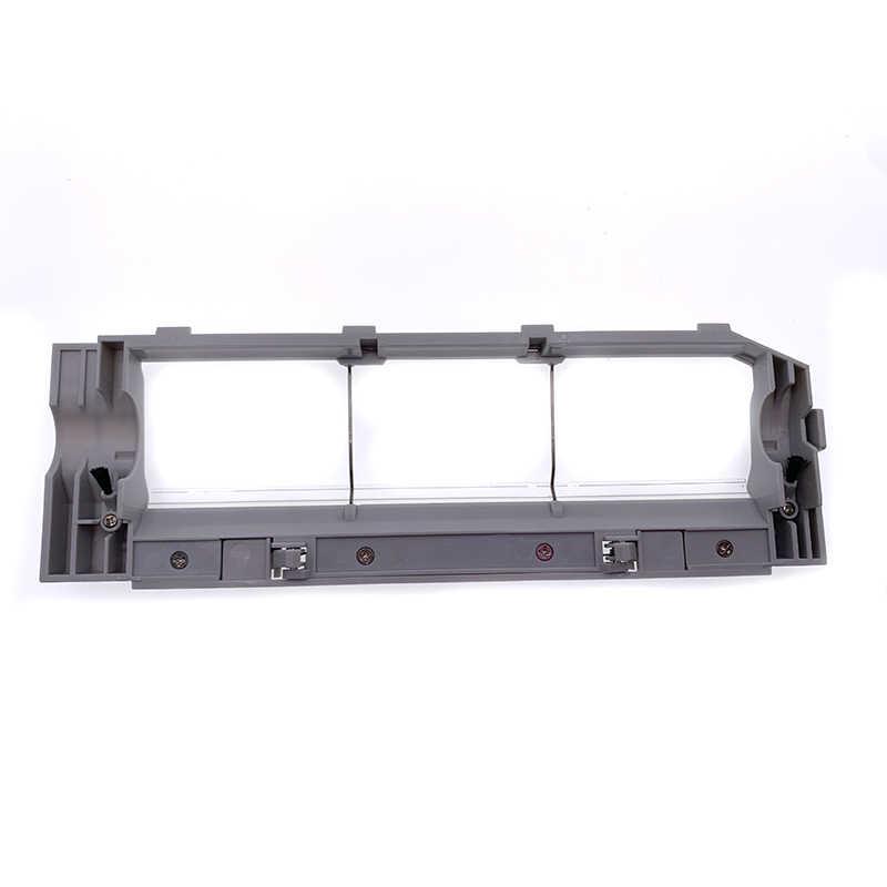 La cubierta principal del cepillo de una aspiradora se utiliza como pieza de repuesto Para la almohadilla de limpieza xiaomi Roborock S55 S5 S51 s52 s55 T6 T4
