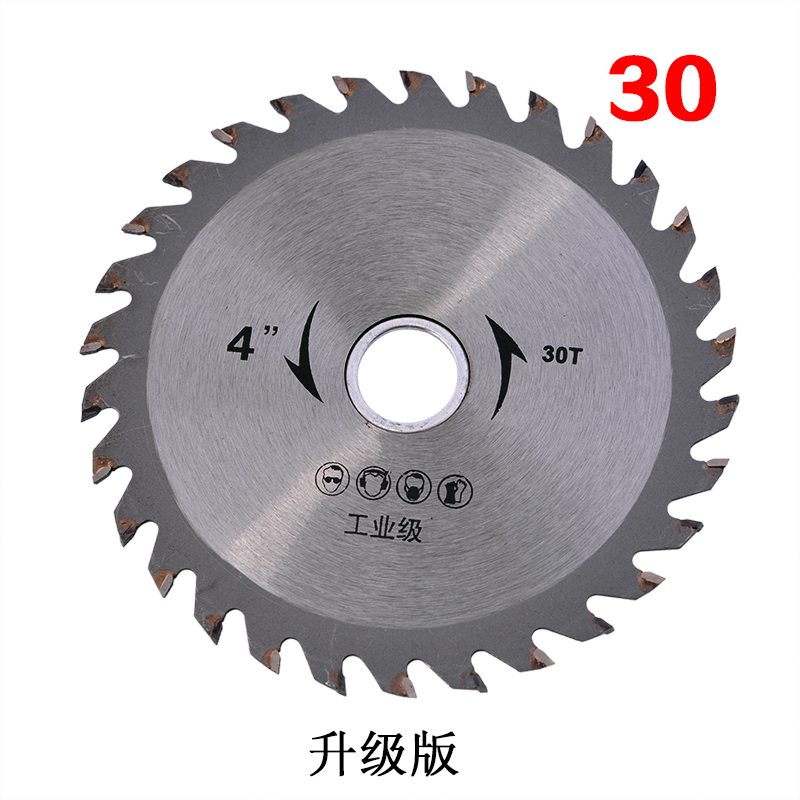 1PC Angle Grinder Saw Blade For Wood Cutting Circular Drill Power Tool 110MM 30T Power Tool