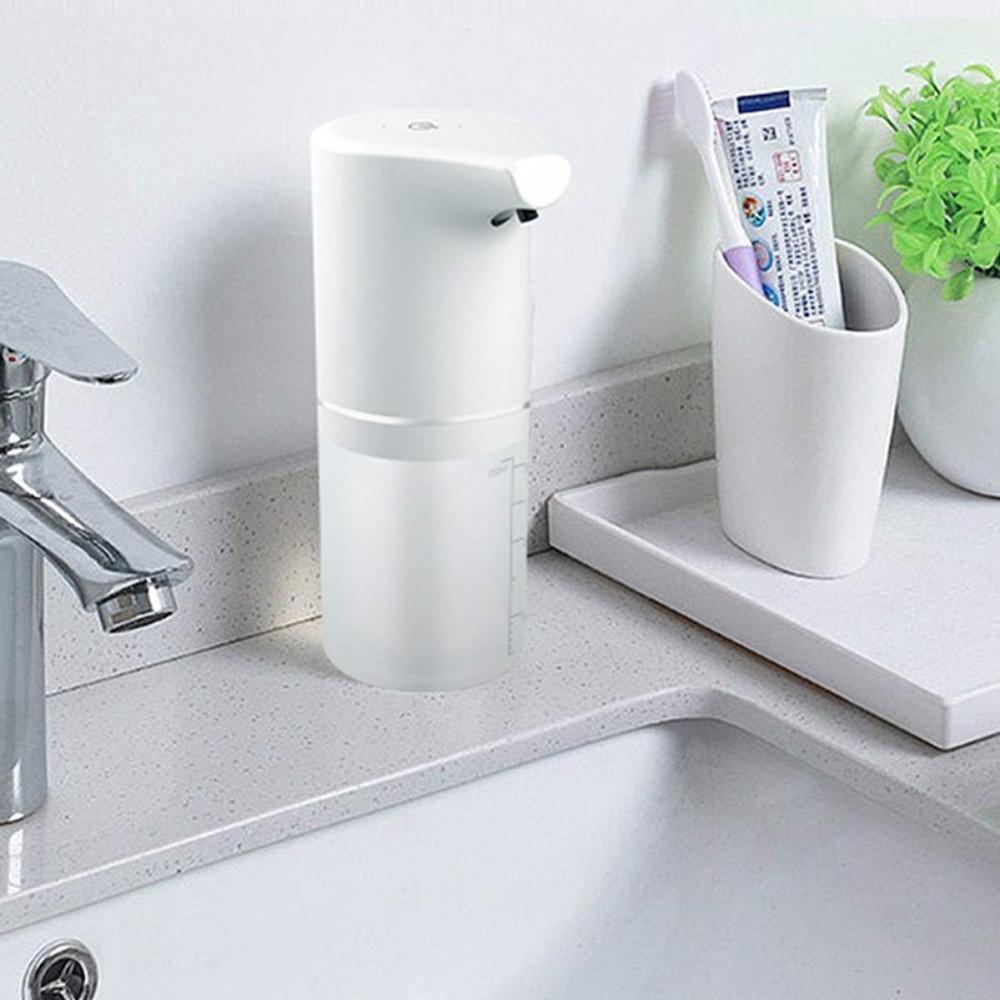 350 мл ванная автомат мыло дозатор USB зарядка инфракрасный индукция пена кухня ручная стиральная машина сенсорный ванная аксессуары