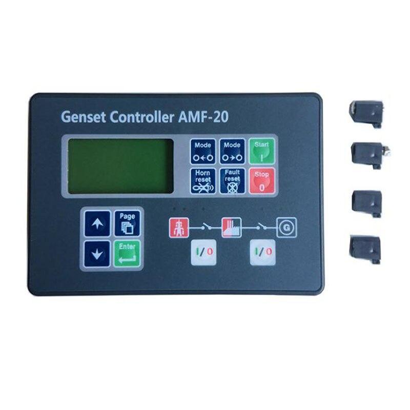 AMF-20 deep sea control module control panel diesel generator set automatic controller
