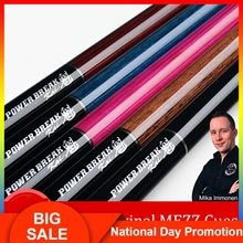 Original MEZZ Punch Cue Billiard Pool 13mm Tip Professional North American Maple Shaft Stick Kit Billar Break with Gifts