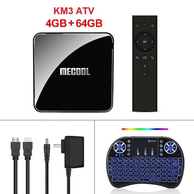 KM3 ATV 4G64G i8