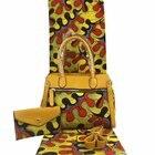 african Wax Handbag ...