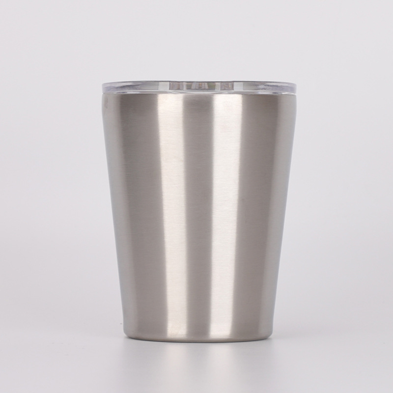 12oz double-layer stainless steel insulated ice cups Creative new car Double inner and outer 304