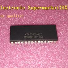 10 шт./лот W27C512-45Z W27C512 DIP-28 IC