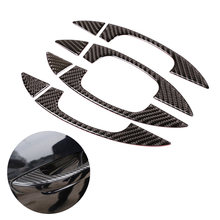 Чехол из углеродного волокна для vw touareg 2011 2012 2013 2014