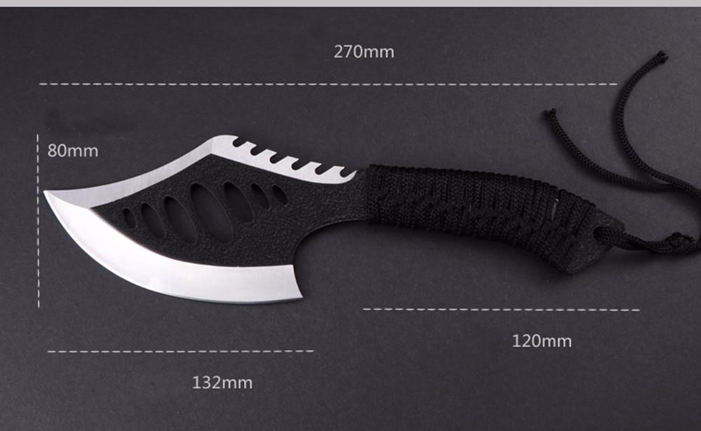 MuddyHunting Survival Knife 6