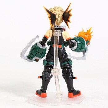 My Hero Academia Katsuki Bakugo Figma 443 PVC Action Figure Collectible Model Toy 5
