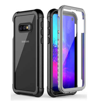 Full Body Transparent Cover for Samsung Galaxy S20 S10e Shockproof Case S8 S9 S10 Plus Note 9 10 Waterproofproof Bumper Case - DISCOUNT ITEM  18 OFF Cellphones & Telecommunications
