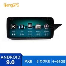 2 Din Multimedia Stereo per Mercedes benz W212 2009 2016 Lettore DVD di Navigazione GPS Unità di Testa Radio Con bluetooth FM/AM Ricevitore