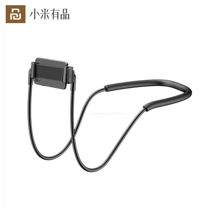 Xiaomi Lazy Neck Phone Holder Stand Tablet Universal Mobile Phone Holder Flexible Smart phone Support Bracket For iPhone|Smart Remote Control| - AliExpress