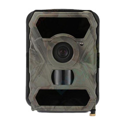 FULL-Trail Game Camera, S880 Hunting Camera 12Mp 1080P Hd Wide Angle Infrared Night-Vision 56Pcs Ir Leds Scouting Cam Digital Su