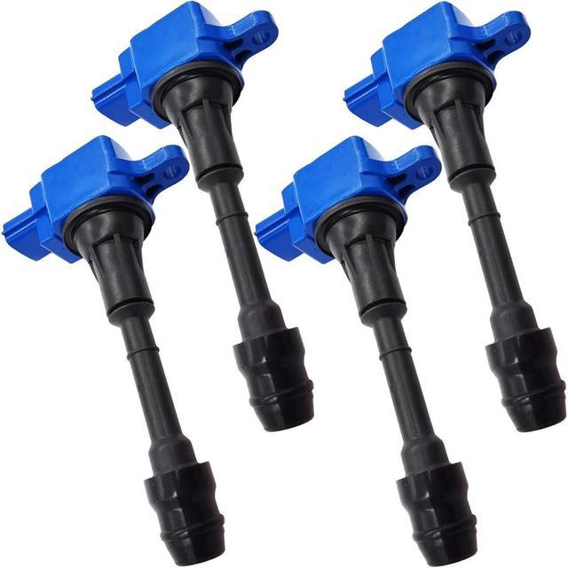 4PCS/LOT  22448-8H315 22448-8H310 C1398 UF-350 Ignition Coils For 2002-2008 Nissan Altima Sentra X-Trail 2.5L UF350