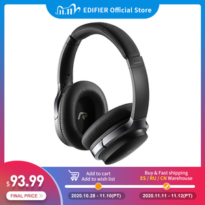 Image 1 - EDIFIER W860NB Bluetooth Headphones ANC Touch control Support NFC pairing and aptX audio decoding Smart Touch wireless earphone
