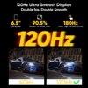 realme 7 5G Dimensity 800U 6GB 128GB 120Hz Display 48MP Camera 5000mAh Global Version 30W Dart Charger