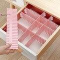 Регулируемый пластиковый ящик, разделитель, полки для хранения, домашняя разделительная доска, разделительные инструменты, 1 шт.