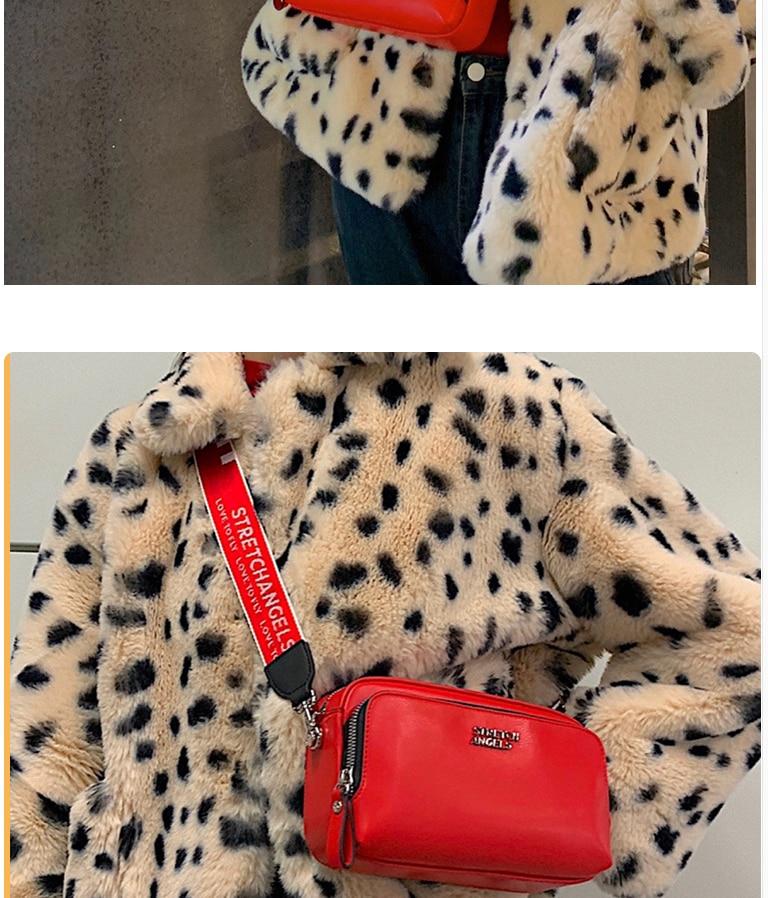 H111482abf8254eb08643039de1ce1cb6g Plush jacket women winter short 2021 new Korean version of loose lamb wool faux fur leopard print fur coat women winter