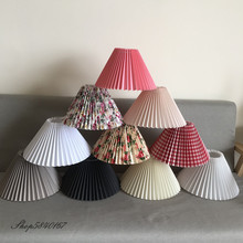 Standing-Lamps Shade Lamps-E27 Pleats Bedroom Japanese-Style Creative New