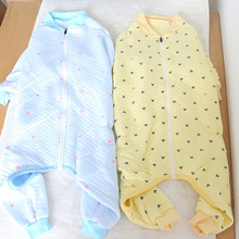 Pajamas Samoyed Retriever Costume-Coat Outfit Winter Golden Big Pet Husky Shiba Inu Large