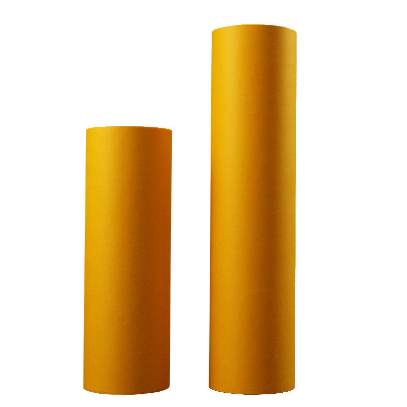 Raw Rolling Xuan Paper Chinese Half Ripe Rice Papers Gold Foil Raw Xuan Paper For Painting Calligraphy Rice Papers Carta Di Riso