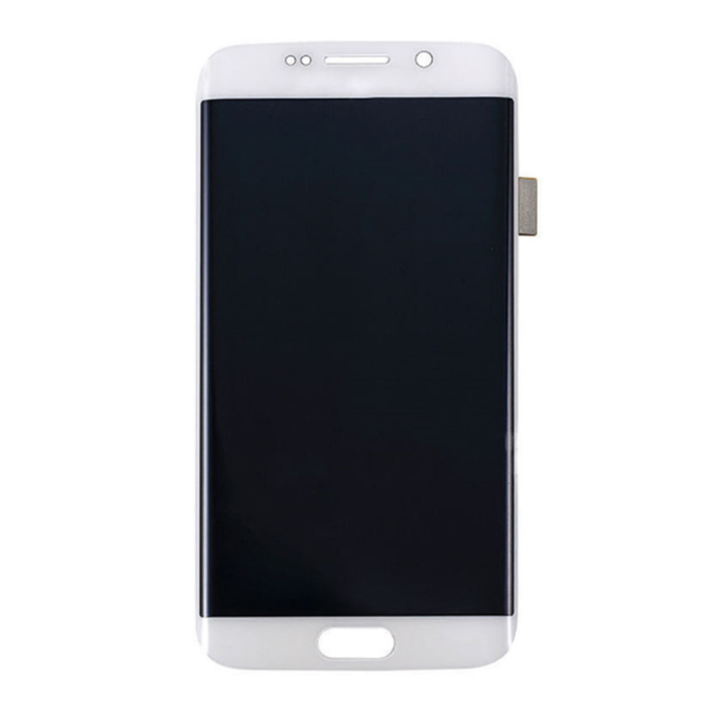 Compact Durable Cover Sensitive Screen Digitizer Mobile Phone Touch Easy Install Clear Assembly LCD Display For Galaxy S6edge