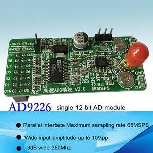 Image 2 - Module AD haute vitesse AD9226 Module parallèle 12 bits AD 65M Acquisition de données carte de développement FPGA