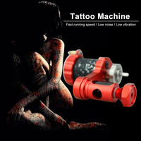 Tattoo Machine Motor Casting Coil Tattoo Machine Gun Shader & Liner Machine Body Tattoo Machine Supply for Liner Shader
